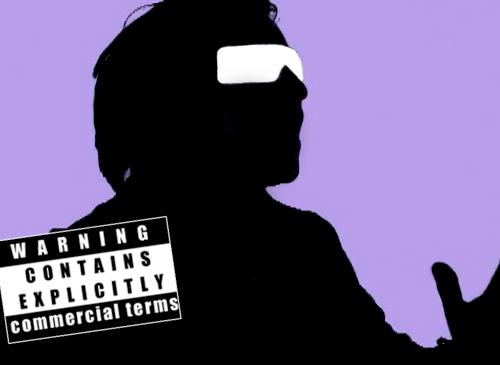 Bono silhouette