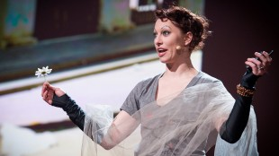 [Video] Amanda Palmer: The art of asking – TedTalk